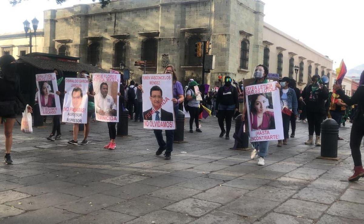 Con Vasconcelos, se desplomó número de muertes de mujeres investigadas como feminicidios en Oaxaca