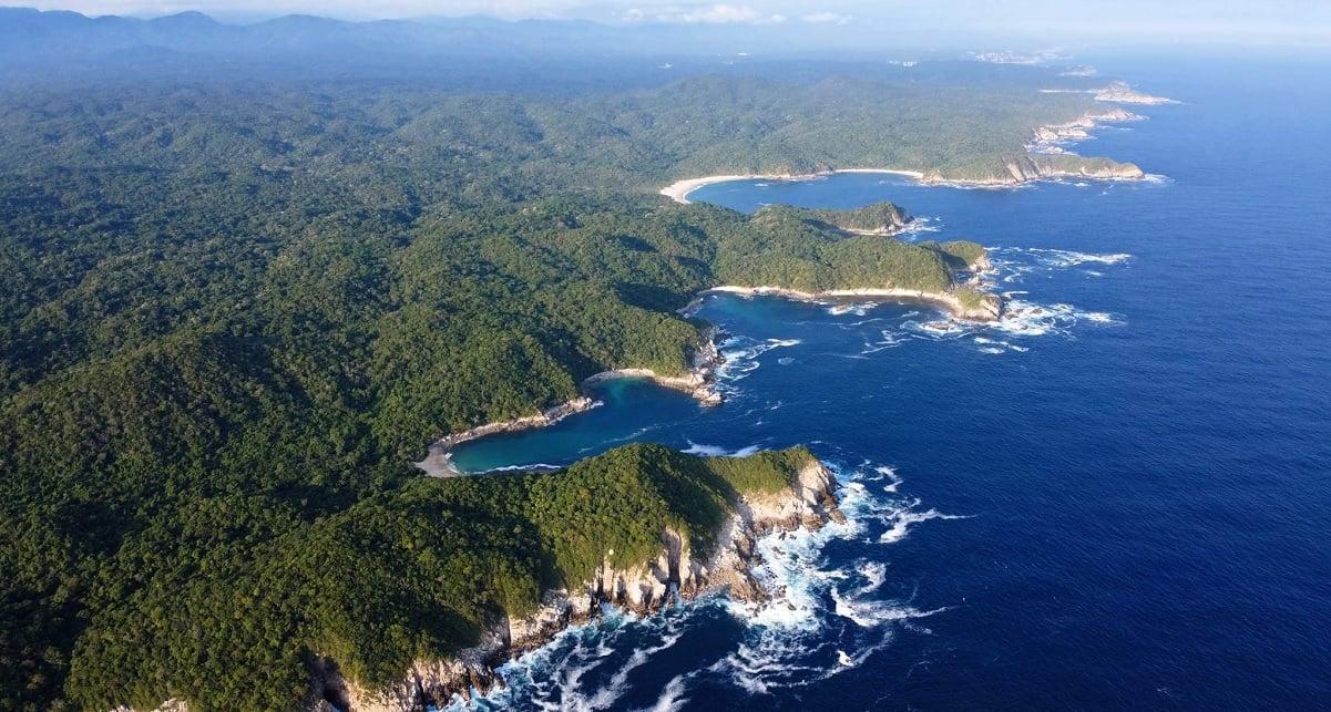 Playas poco conocidas de Huatulco para Semana Santa