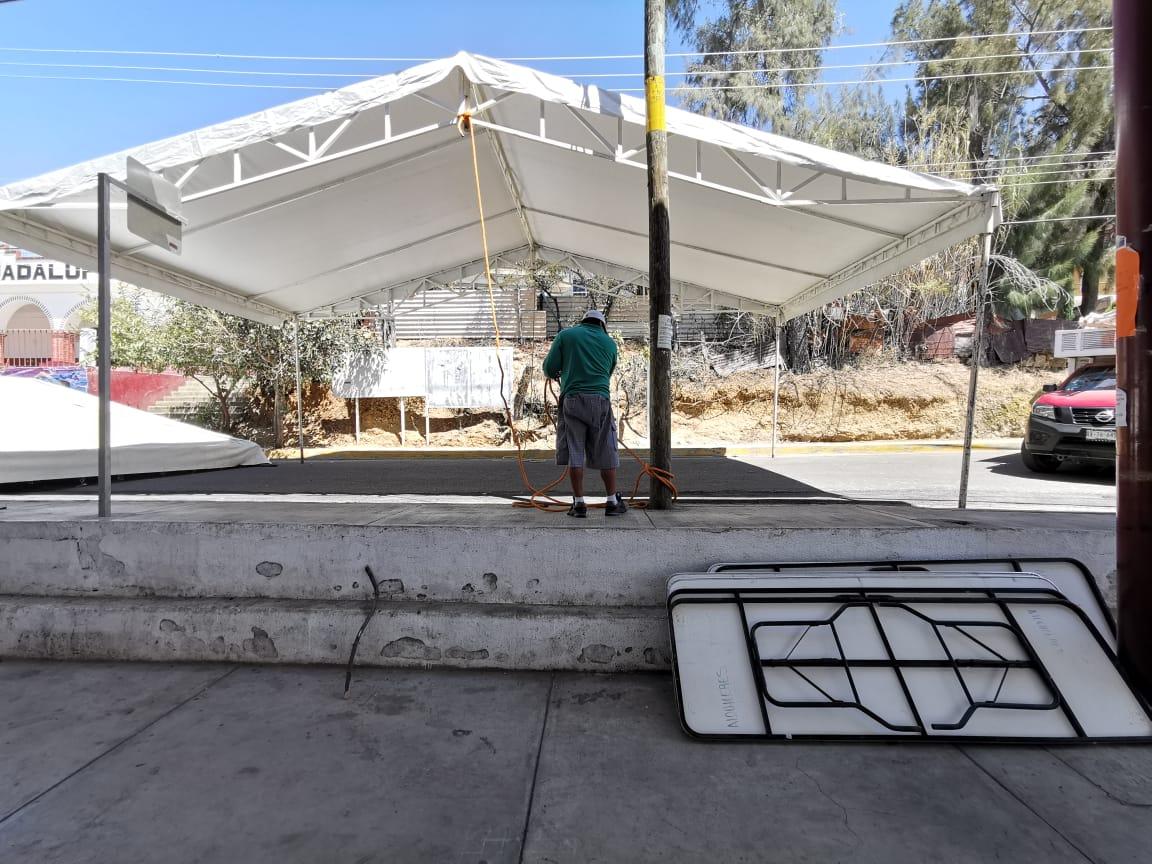 Por falta de dosis, 4T cancela vacunación contra Covid-19 en municipios conurbados de la ciudad de Oaxaca
