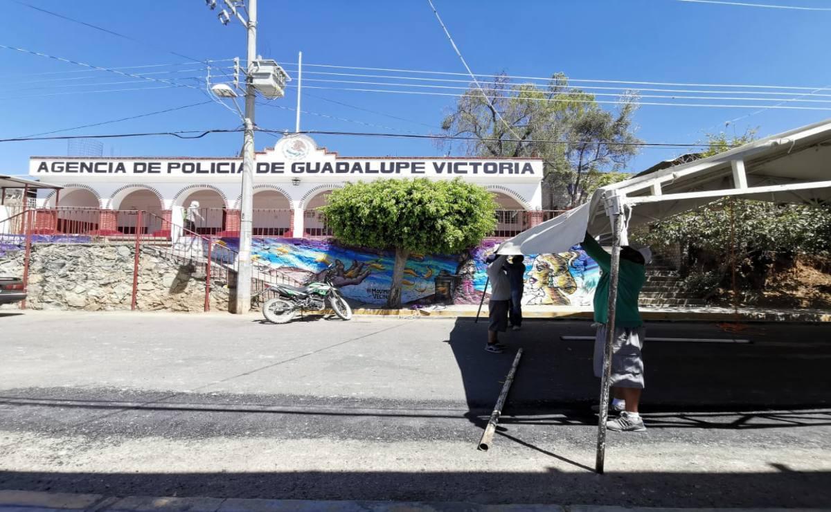 """Se acaban vacunas Covid-19  y cierran 2 sedes en la capital de Oaxaca; piden tener """"paciencia y esperanza"""""""