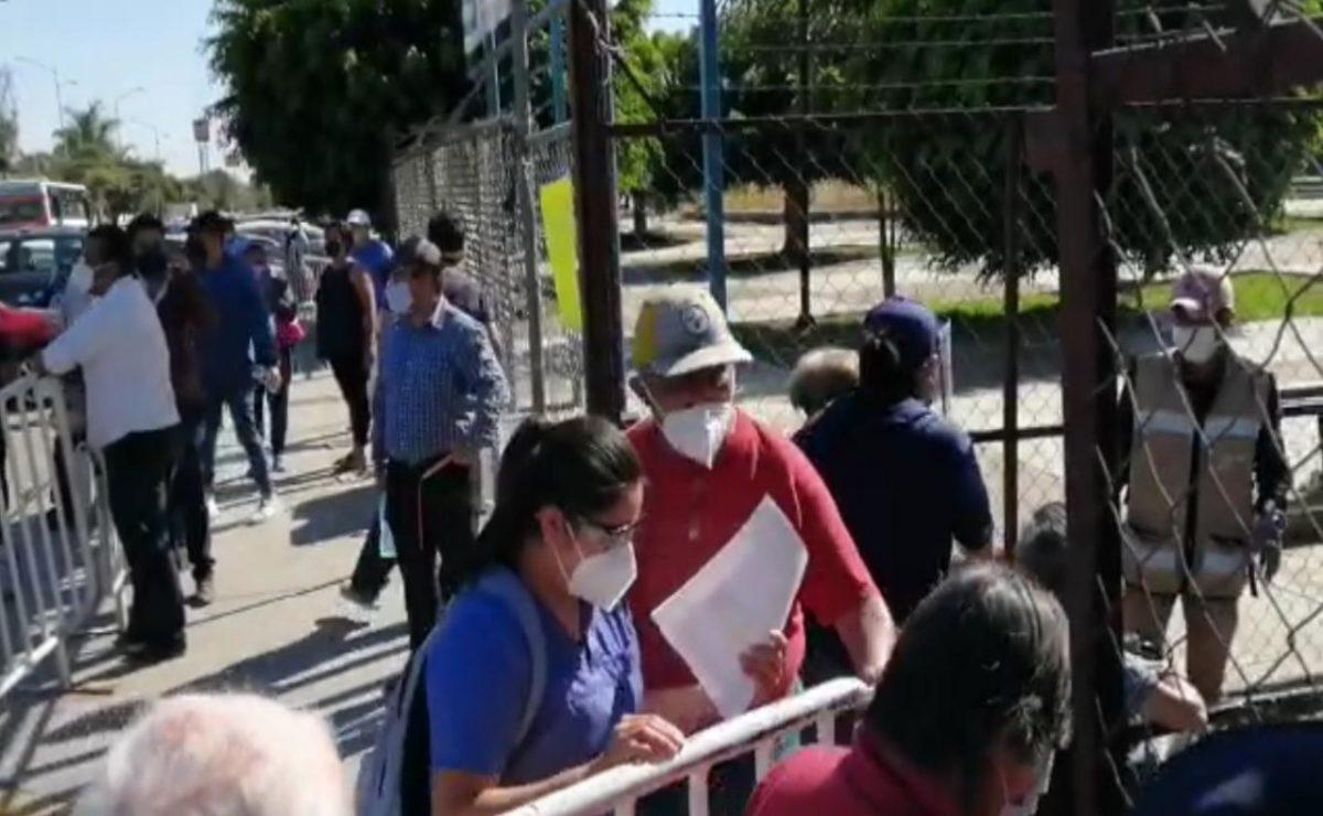 Culmina vacunación contra Covid-19 en la ciudad de Oaxaca con 5 sedes sin dosis; no habrá hasta nuevo aviso