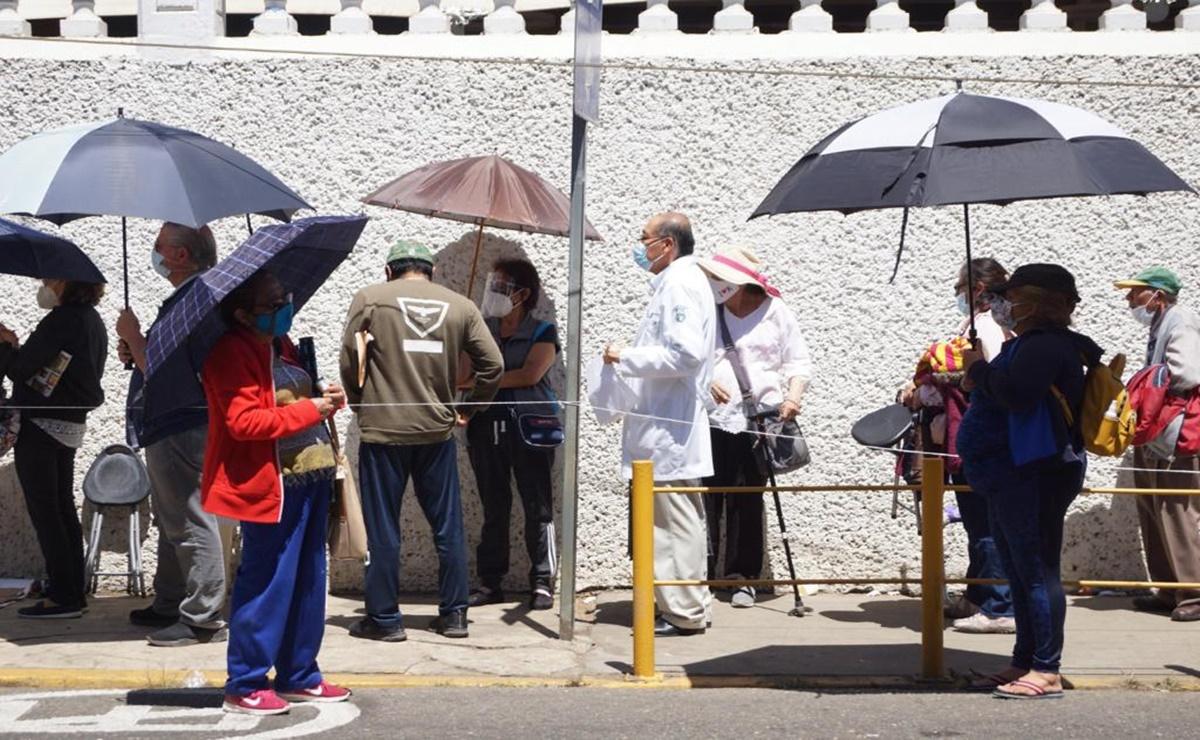Ante caos en vacunación anti Covid, Defensoría de Oaxaca llama a gobiernos a garantizar derecho a la salud