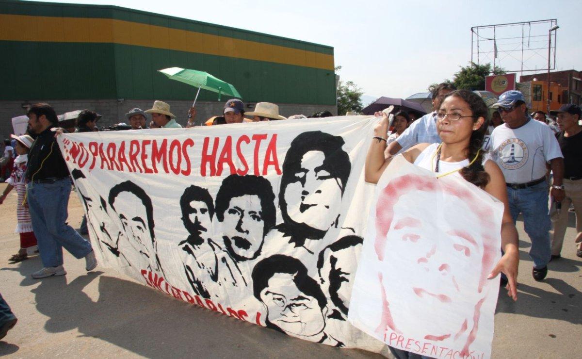 Acusa EPR impunidad en la Suprema Corte por la desaparición forzada de dos de sus integrantes
