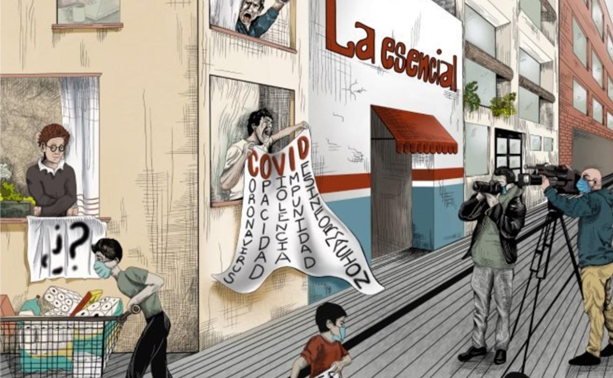 En pandemia, Defensoría de Oaxaca ha iniciado 21 expedientes por agresiones contra periodistas