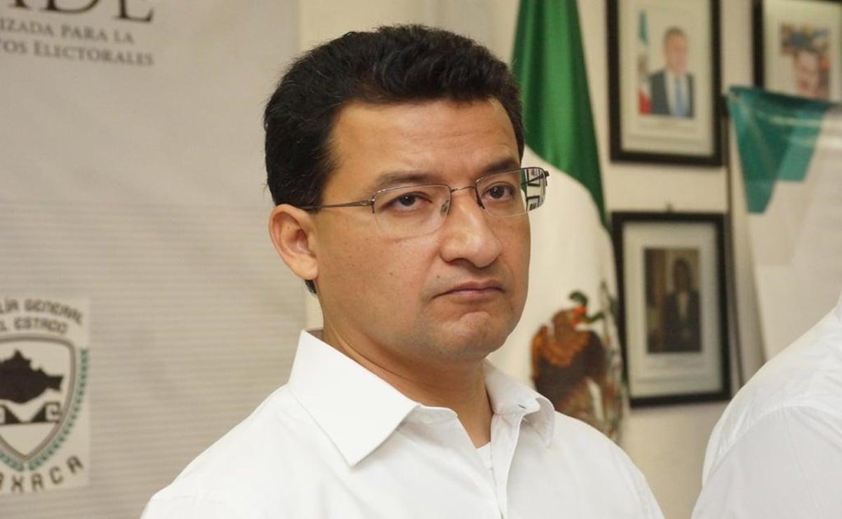 Exfiscal de Oaxaca, Rubén Vasconcelos, se unirá a gabinete estatal: Murat