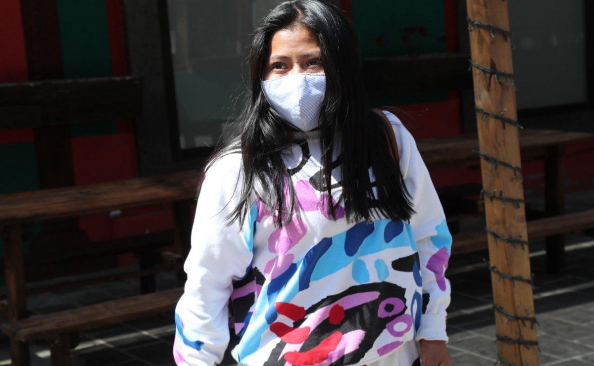 """""""Aprendizaje"""", palabra clave de Yalitza Aparicio como alumna de Mandoki en su nueva cinta de terror"""