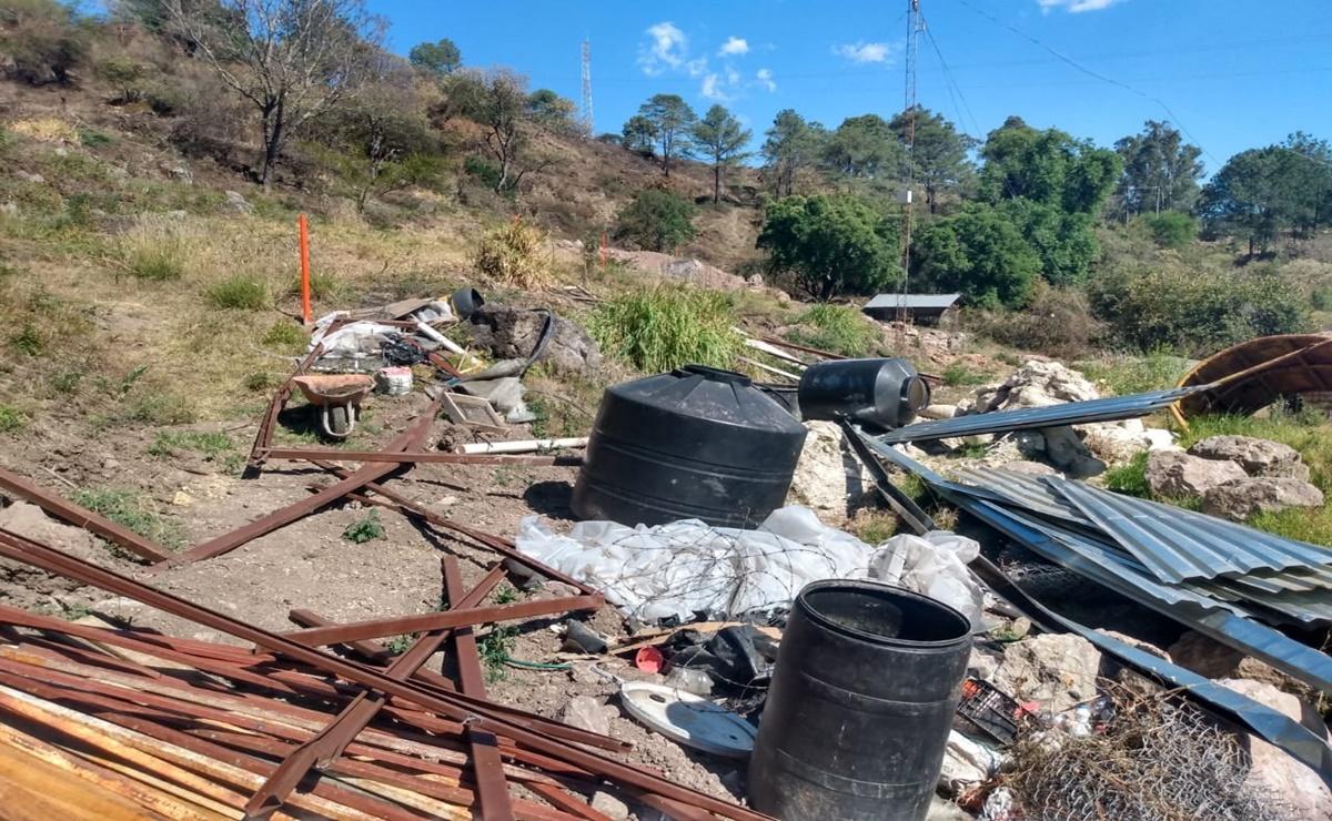 Organizaciones exigen investigación contra Ixtlán por destrozos a patrimonio comunitario de Unosjo