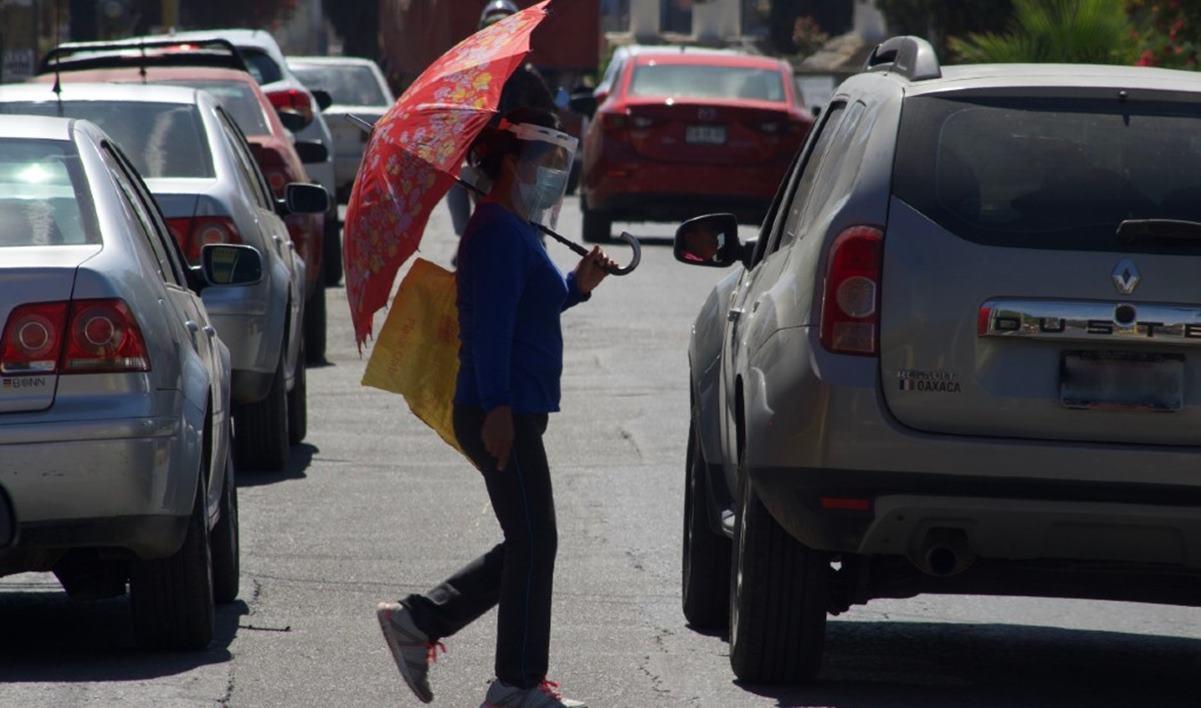 Acumula Oaxaca más de 42 mil contagios por pandemia; hay 491 casos activos