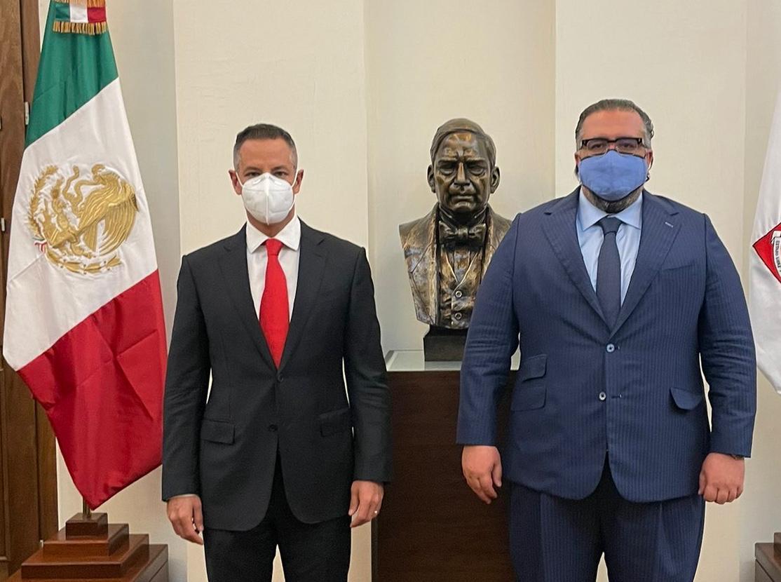 """GES Mujer califica como """"simulación"""" llegada de Peimbert a la Fiscalía de Oaxaca"""
