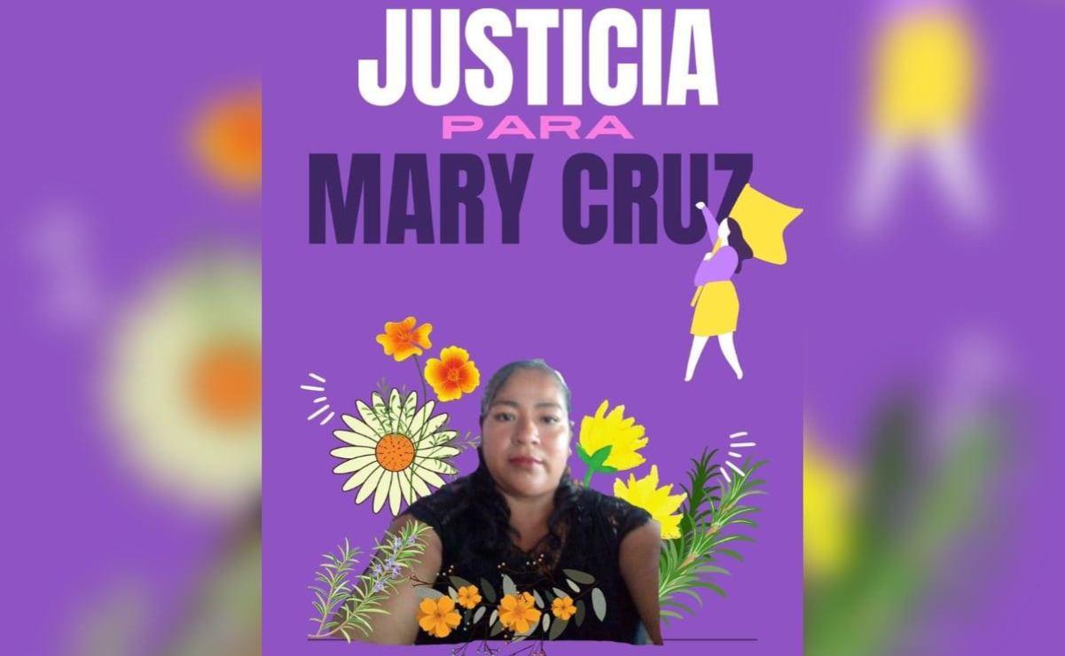 Activistas de Oaxaca exigen justicia para Maricruz, mujer indígena y madre de 3 hijos asesinada en el Istmo
