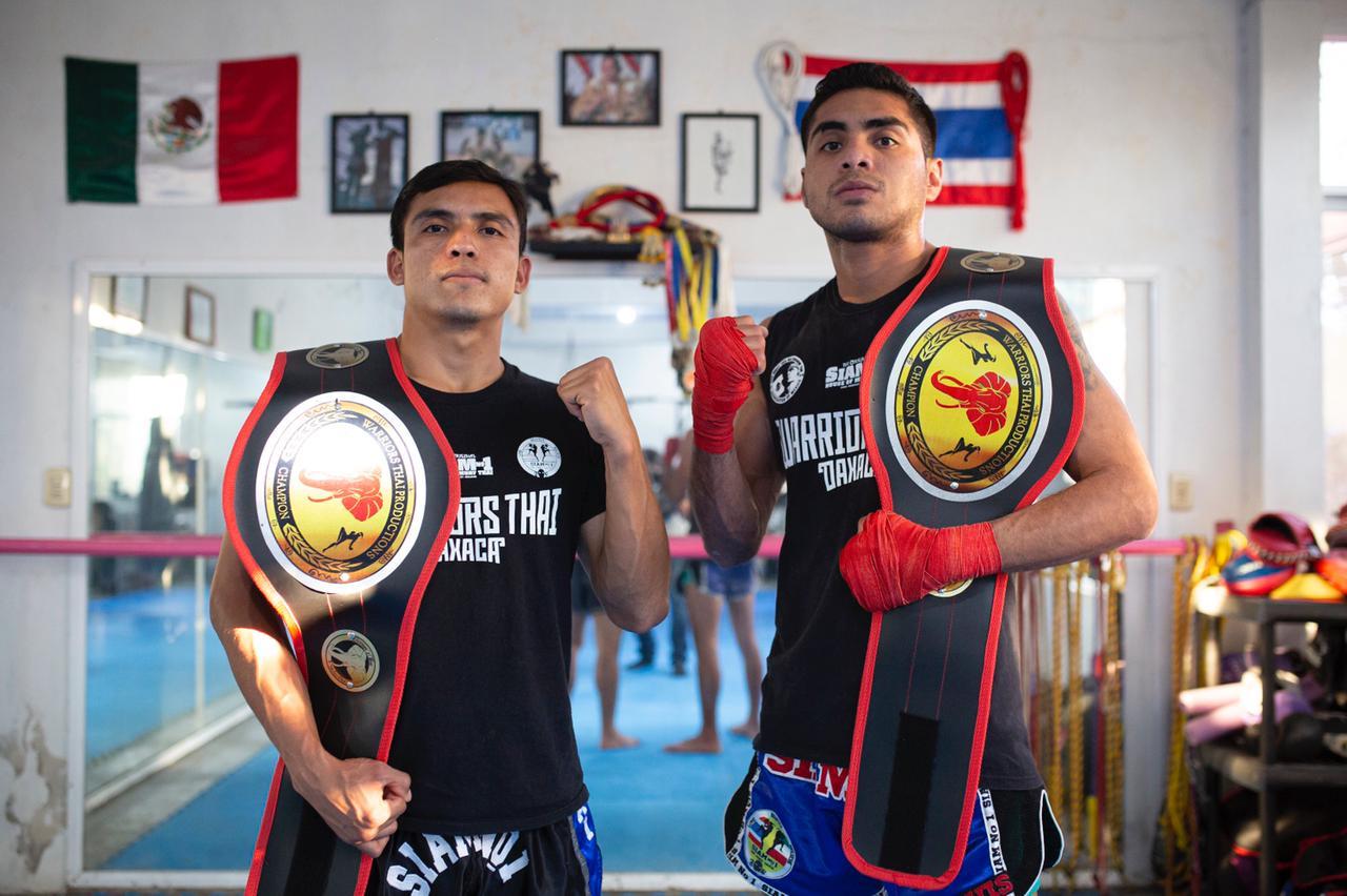 Muay thai, el deporte de contacto que sigue dando campeones a Oaxaca, incluso durante la pandemia