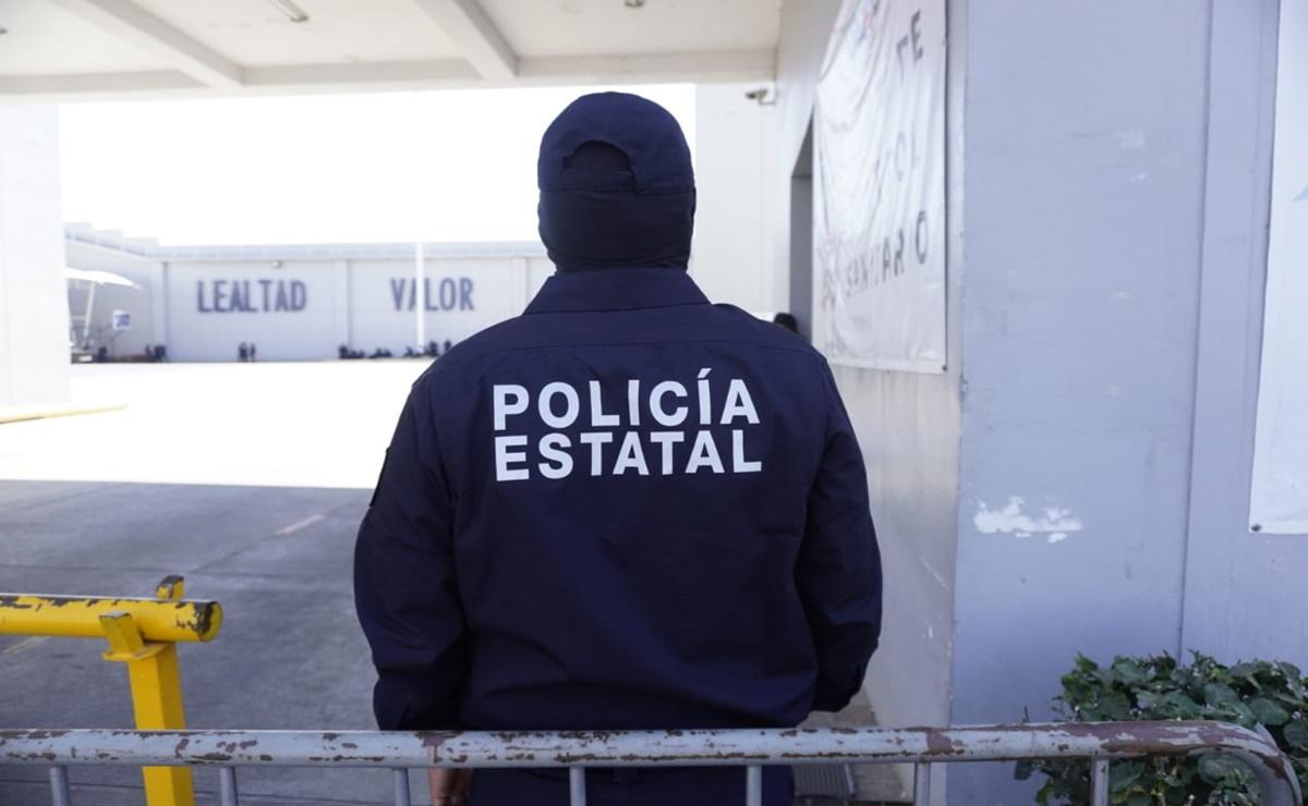 Demandas de Policías estatales de Oaxaca en protesta son administrativas y se resolverán: SSPO