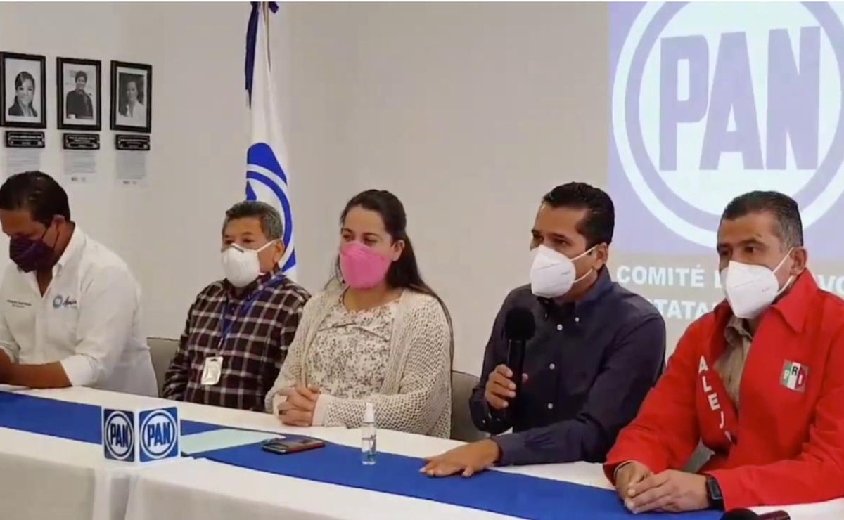 """Coalición """"Va por Oaxaca"""" condena asesinato de candidata y llama a partidos a un pacto de civilidad y no agresión"""