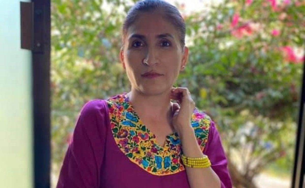 Entre porras, despiden a candidata del PAN asesinada en Oaxaca; crimen se indaga como feminicidio
