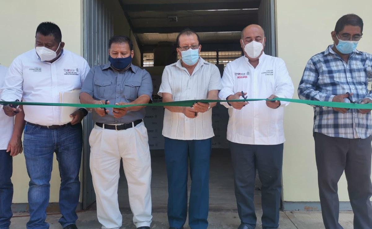 Abren subsede del IEEPO María Lombardo para atender a comunidades del bajo Mixe de Oaxaca