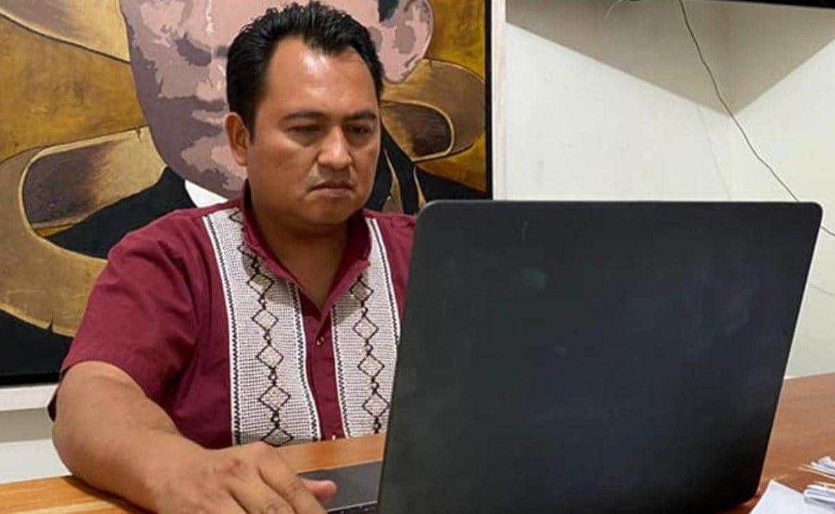 Va Emilio Montero por reelección en Juchitán con el PT, luego de dejar aspiración en Morena