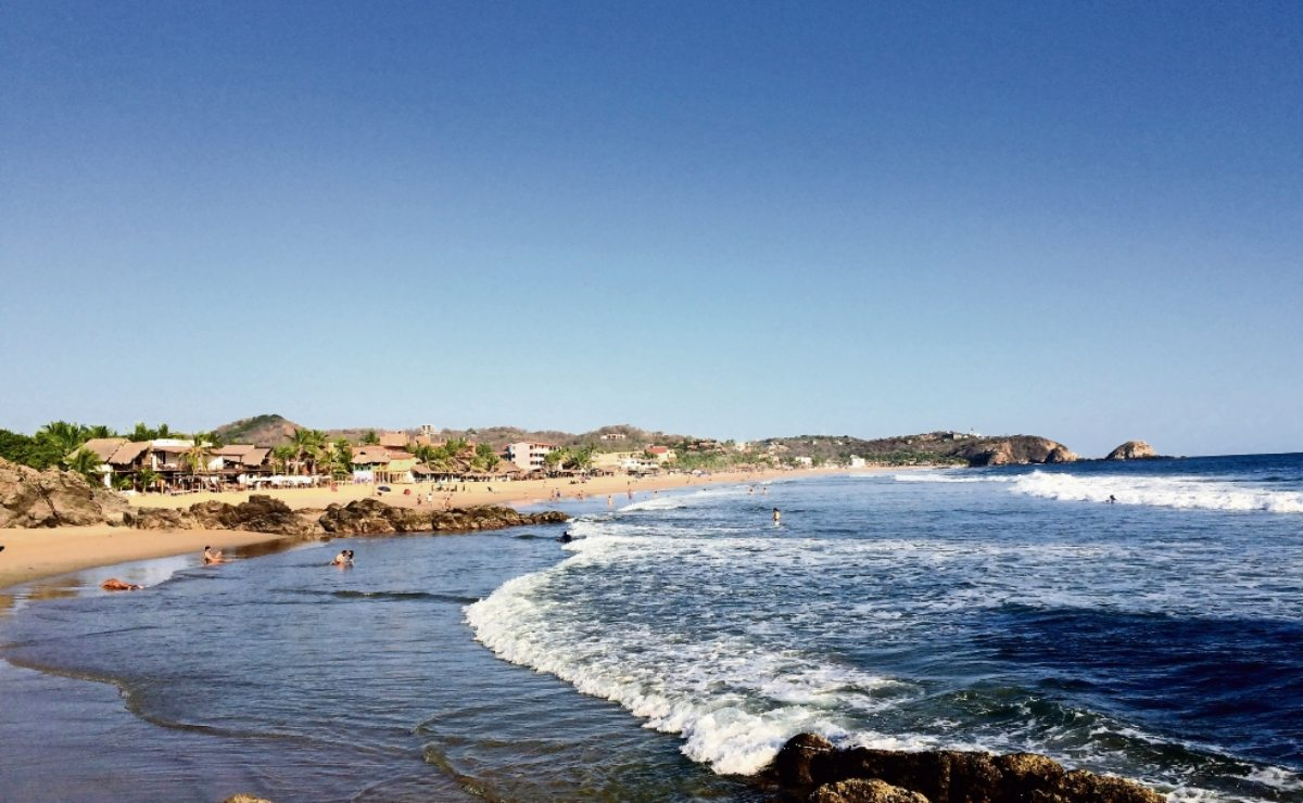¿Qué hacer en la playa nudista de Zipolite, Oaxaca?