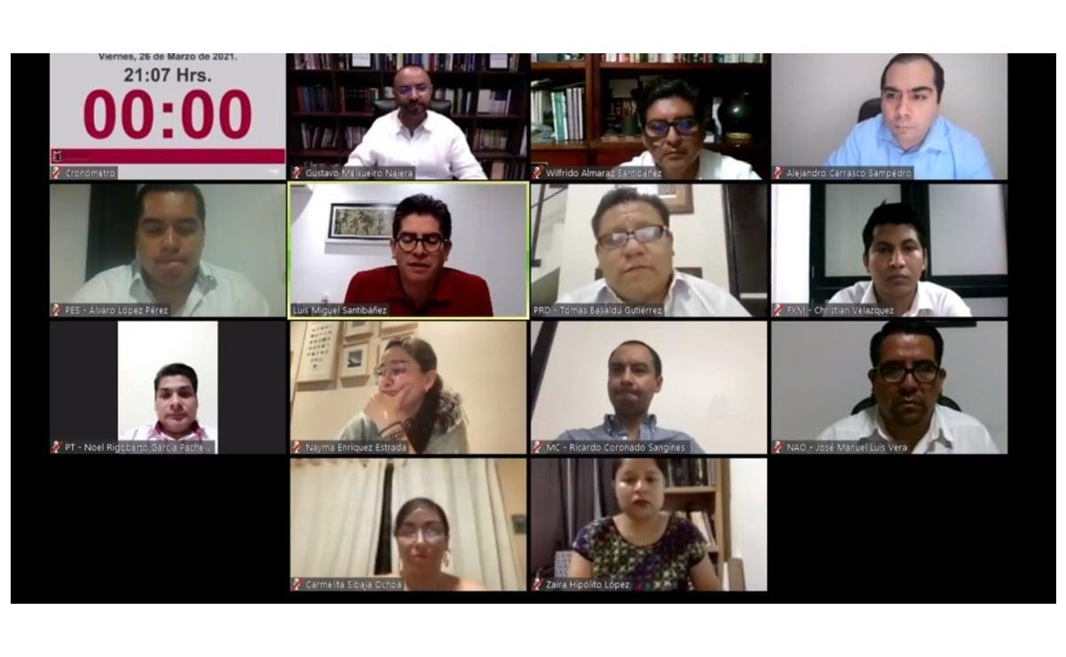 Instituto Electoral de Oaxaca decreta segunda prórroga para que partidos registren a candidatos