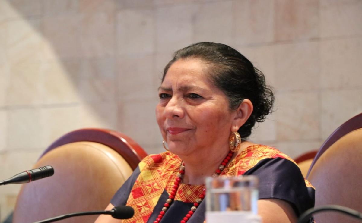 Pide precandidata a la presidencia de Juchitán que Morena no acepte presiones para elegir aspirante