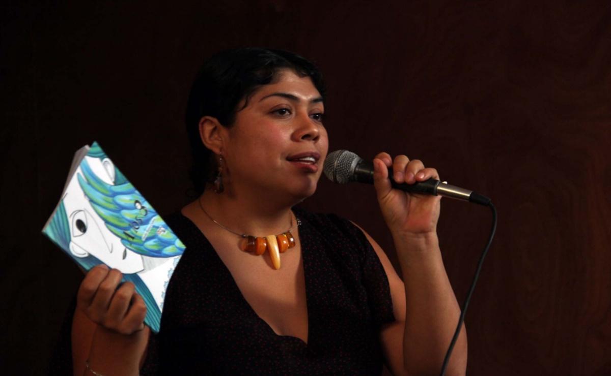 Desde Oaxaca, Haydee Ramos busca inspirar a niños a ponerle voz a su realidad através de la poesía