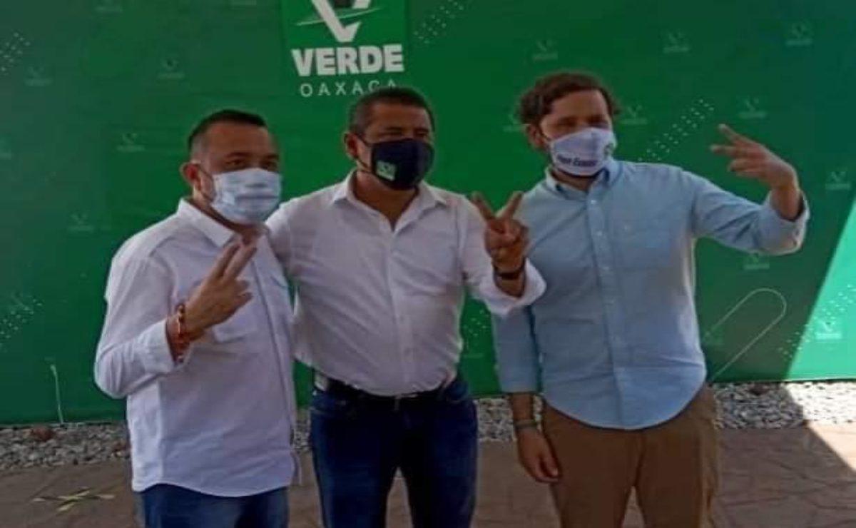 Edil de Salina Cruz deja Morena y se registra como candidato del Partido Verde; busca reelección