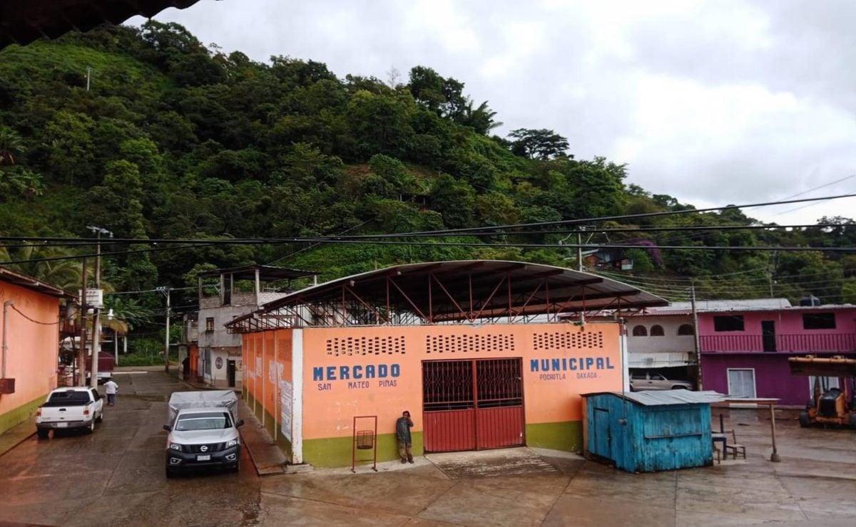 Se blinda San Mateo Piñas, en la Costa de Oaxaca, tras muerte de párroco por Covid-19