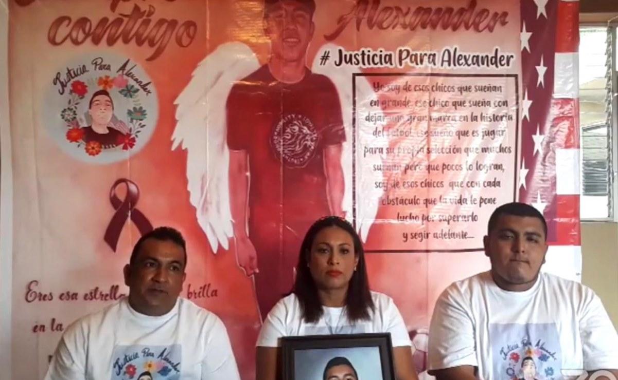 Fiscalía de Oaxaca violó derechos humanos de la familia de Alexander, joven de 16 años ejecutado por la policía: Defensoría