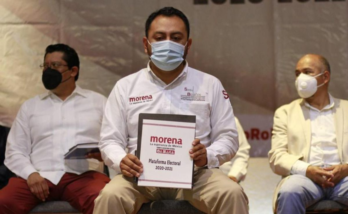 Nueve diputados locales de Oaxaca van por reelección arropados por Morena; partido postula para Xoxo a esposa de actual edil