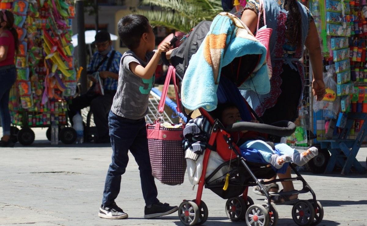 Acceso a tecnologías y a Salud, señalan niños y jóvenes de Oaxaca como principales riesgos en pandemia