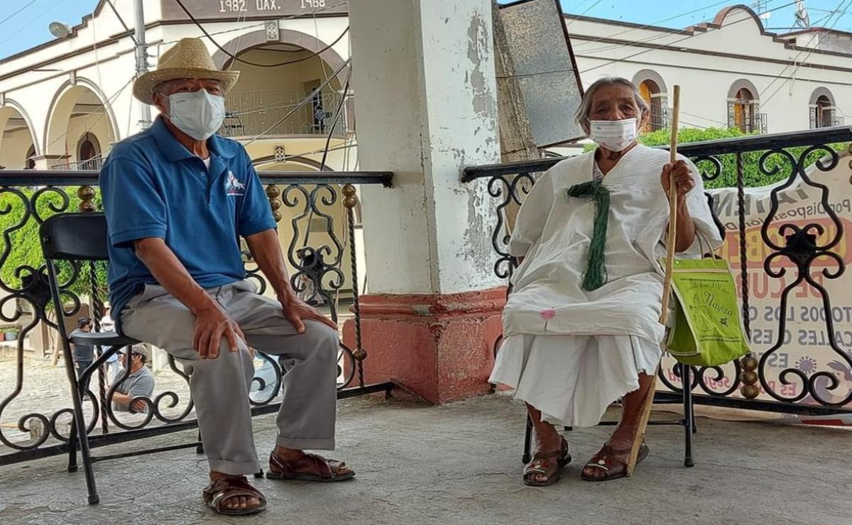 Yalálag, la comunidad zapoteca de Oaxaca donde llegaron primero las vacunas que el virus del Covid-19