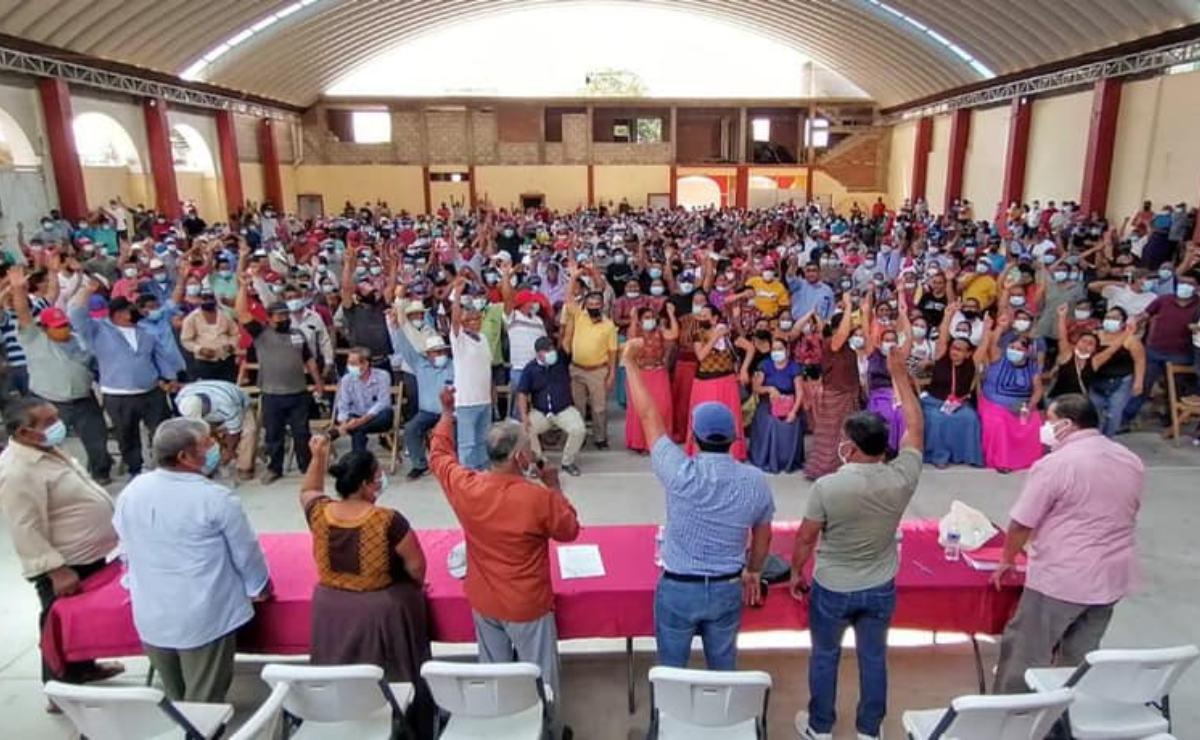 Polos de Bienestar del Interoceánico dependen de la aprobación de pueblos indígenas de Oaxaca: INPI