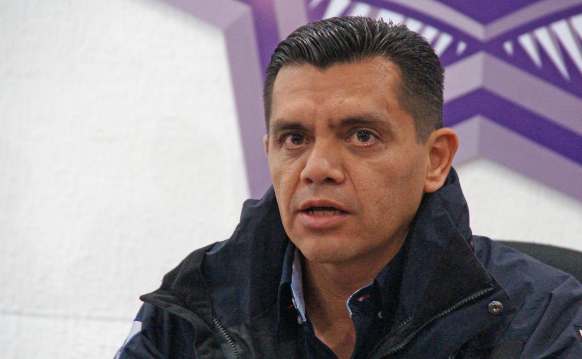 Ernesto Salcedo, secretario de Seguridad Pública de Oaxaca, sale del gabinete de Murat