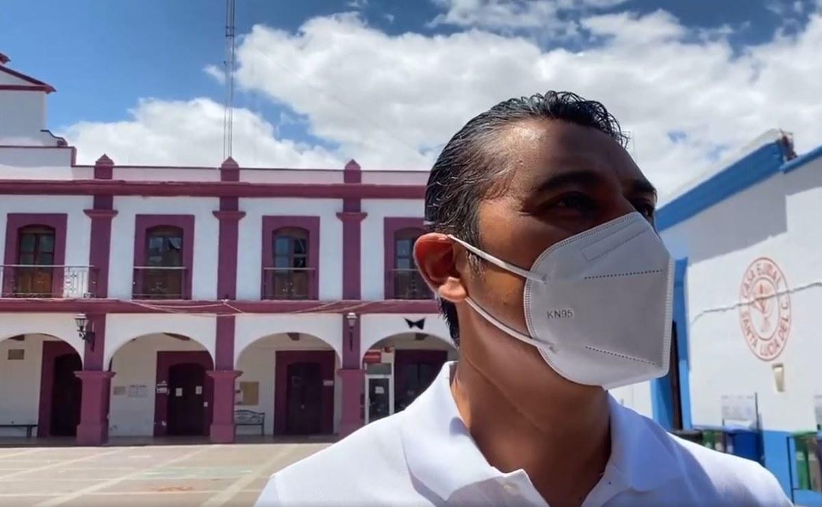 Regidor de Santa Lucía acusa a Dante Montaño de querer destituirlo tras denunciarlo por corrupción