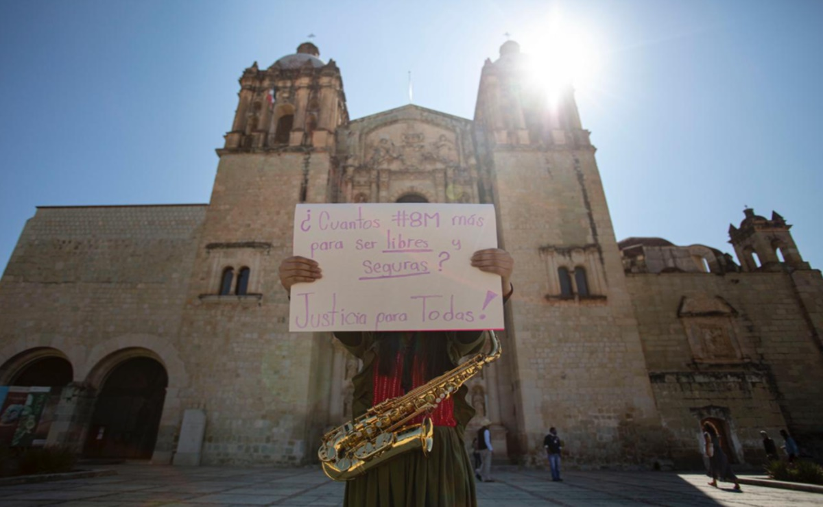 Muere en prisión de Oaxaca uno de los atacantes materiales de la saxofonista María Elena Ríos