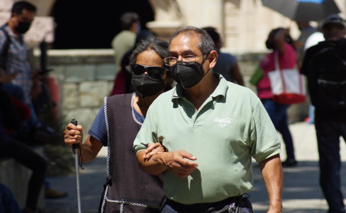 En Oaxaca, 92% de los casos registrados por pandemia se han recuperado
