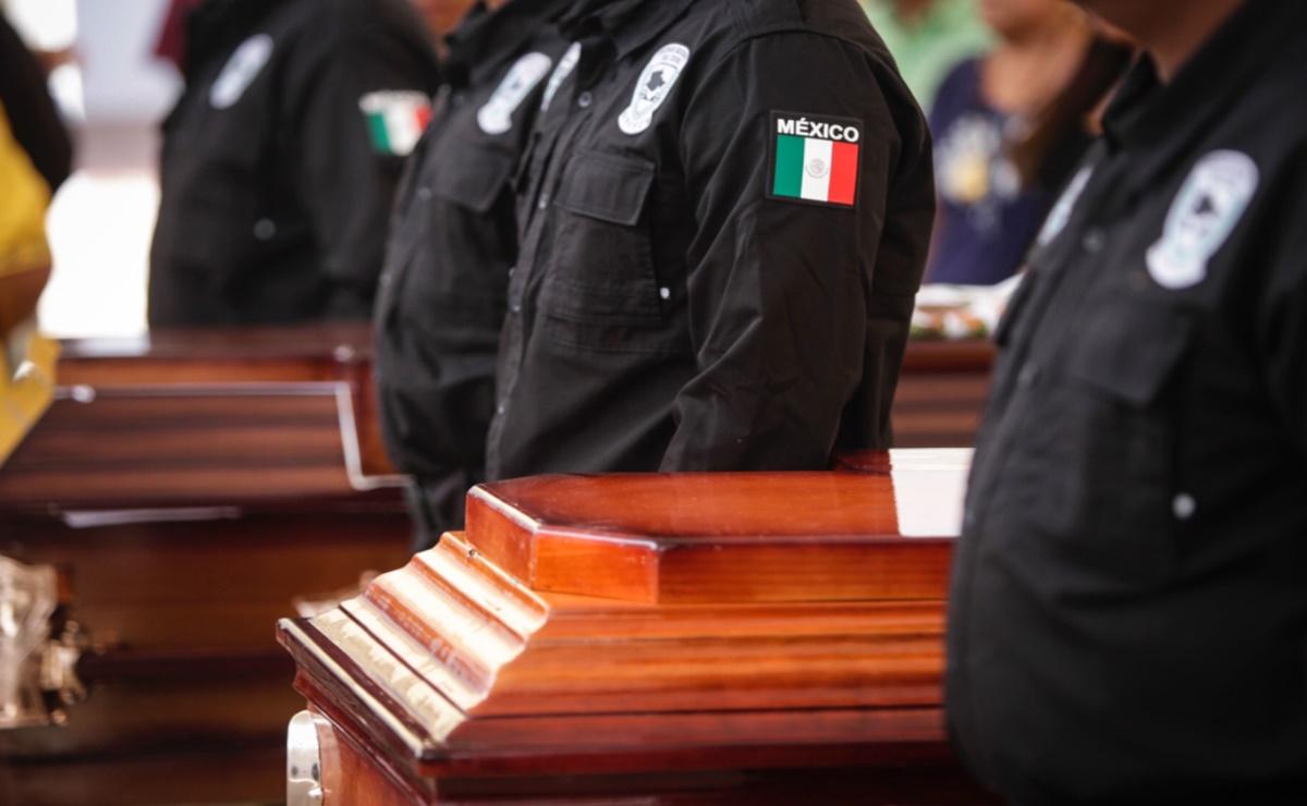 Emboscan a tres policías municipales de San Pablo Coatlán, en la Sierra Sur de Oaxaca