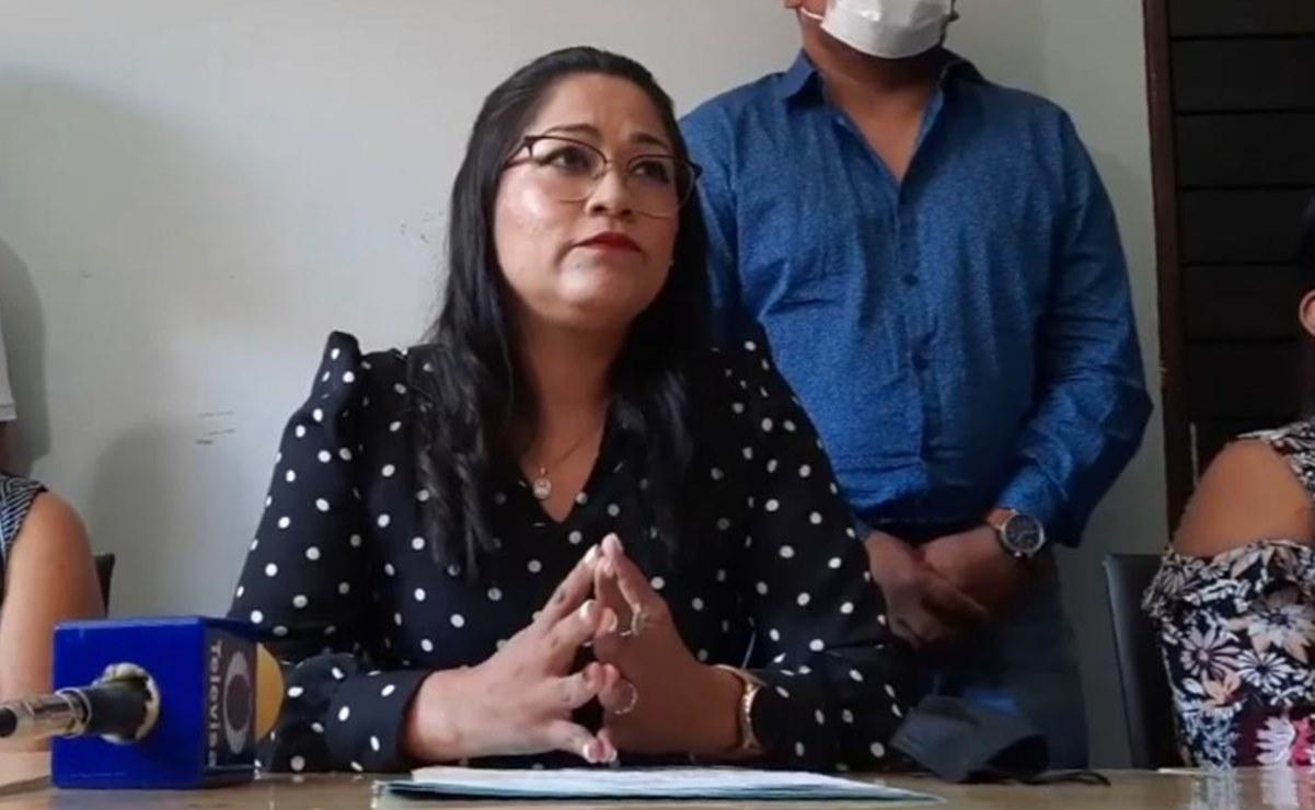 """Como """"juego sucio"""" electoral califica edil de Nochixtlán señalamientos por desaparición de Claudia, ciudadana inglesa"""