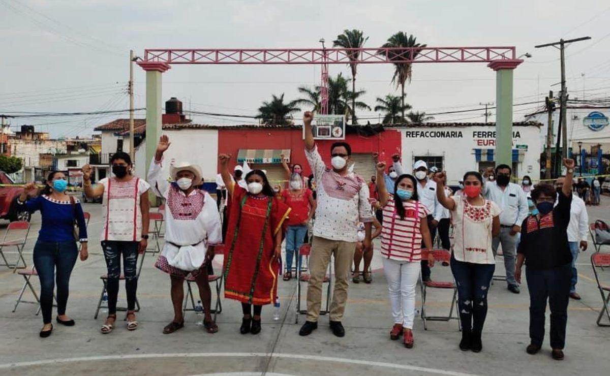 Entre amenazas de grupos armados y eventos online arrancan campañas para diputados por Oaxaca