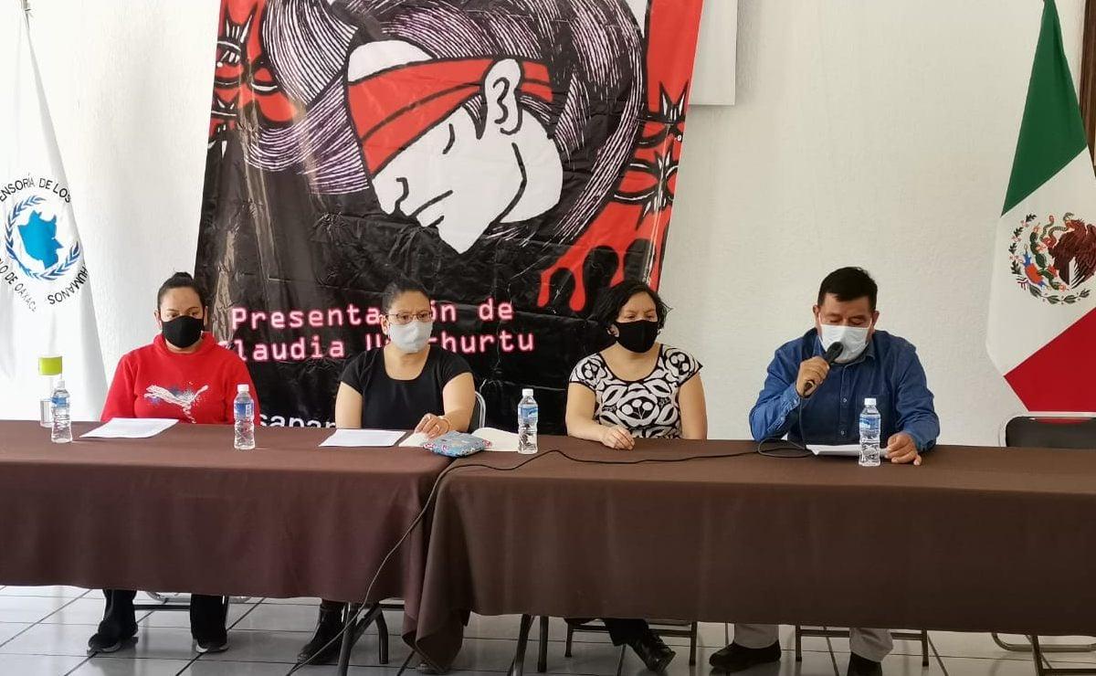 Piden intervención de Reino Unido ante desaparición de mujer que protestó contra edil de Nochixtlán