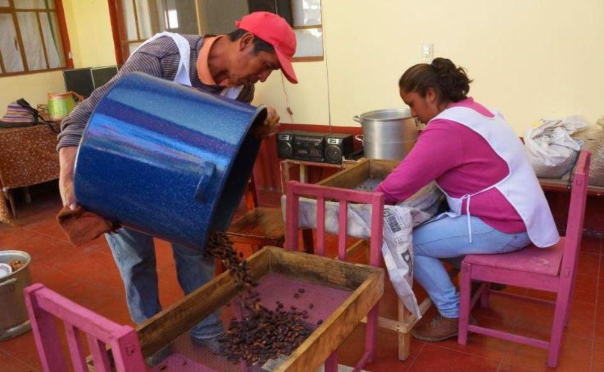 """Reconoce Facebook a empresa oaxaqueña """"modelo"""", que preserva legado chocolatero de la Mixteca"""