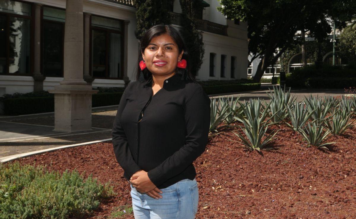 Elvira Pablo, abogada ayuujk de Oaxaca que desde la ONU lucha para que las voces de los jóvenes sean escuchadas