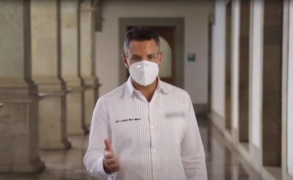 Pide Murat redoblar esfuerzos contra Covid-19 ahora que Oaxaca está en semáforo verde