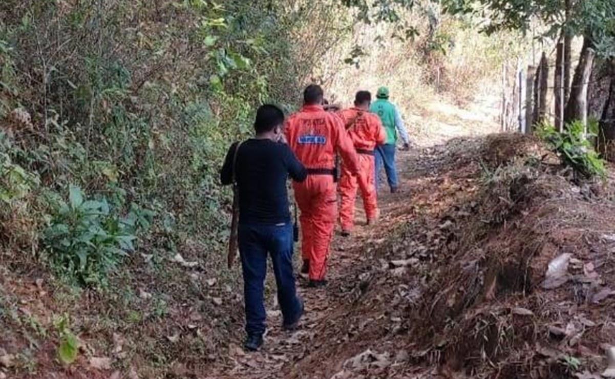 Tras 6 días, localizan sin vida a José Manuel, niño de 13 años desaparecido en la Costa de Oaxaca