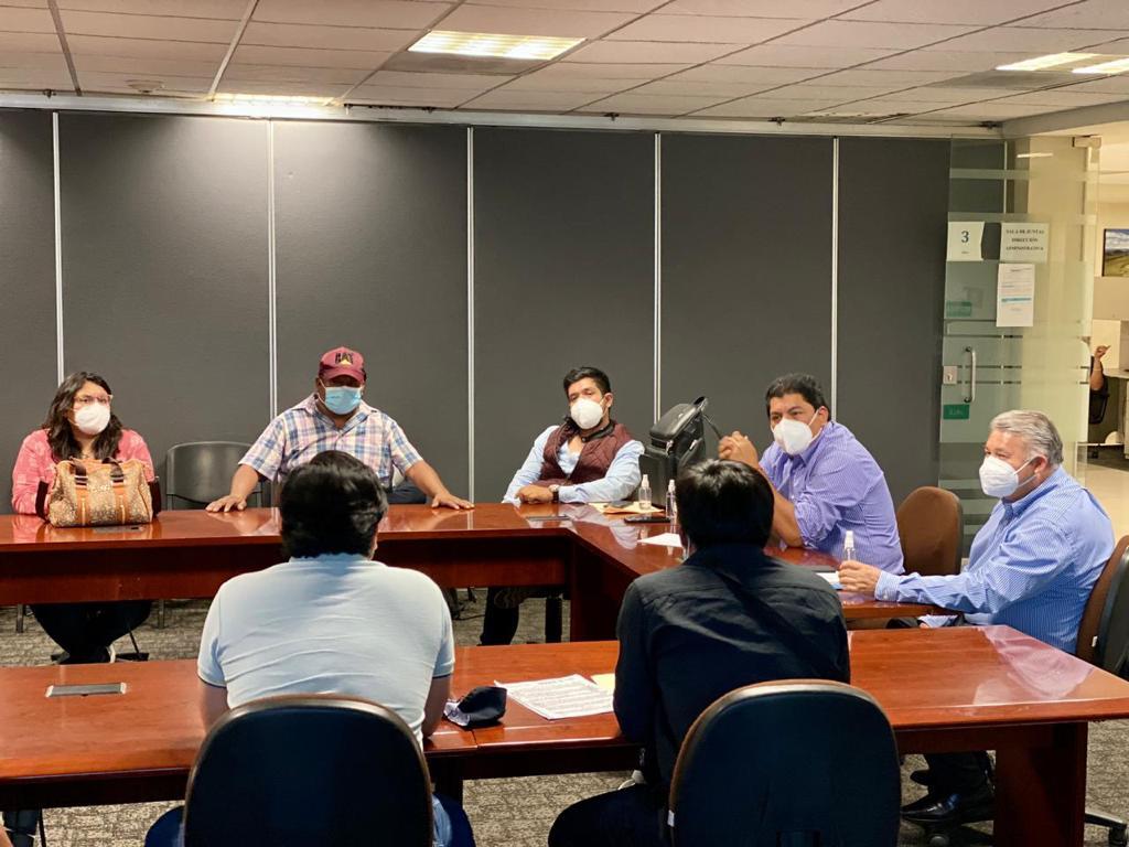 Tras mediación de Segego, liberan a 5 funcionarios municipales retenidos en la Cuenca de Oaxaca