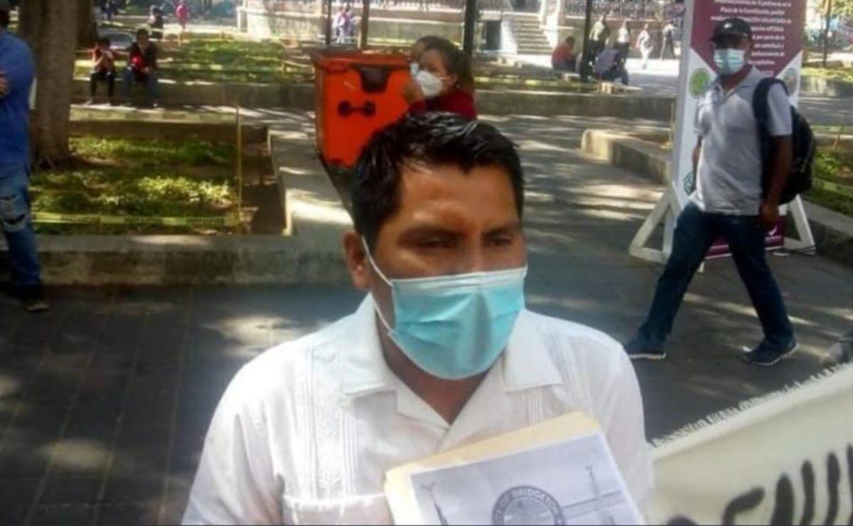 Intérprete indígena acusa hostigamiento en Poder Judicial de Oaxaca, por denunciar despido injustificado
