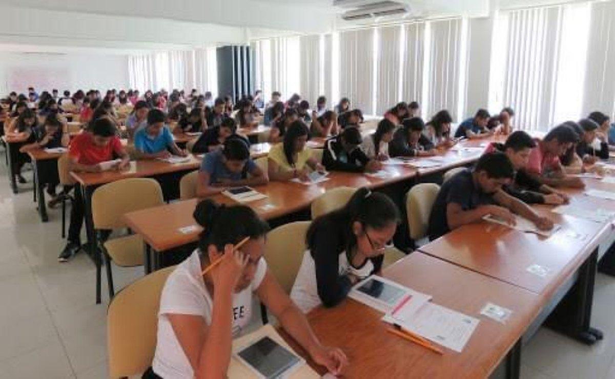 Analiza la UABJO volver a clases presenciales, ante paso de Oaxaca a semáforo verde de Covid-19