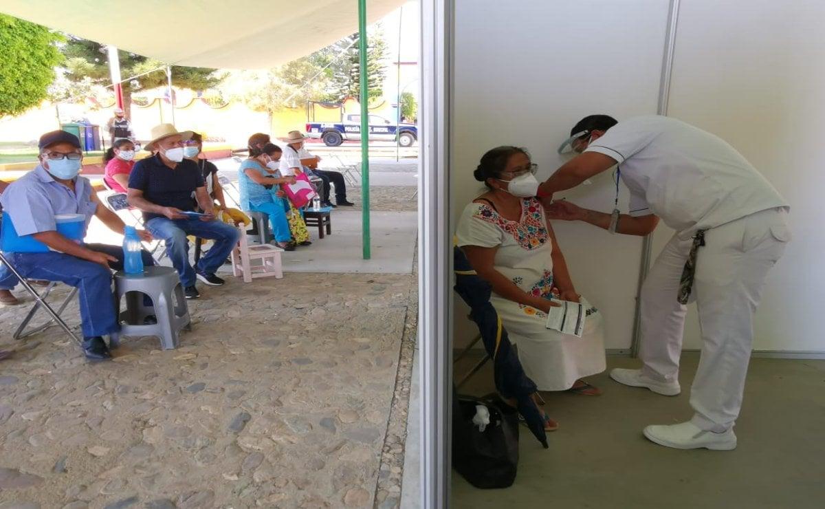 """""""Habrá misma coordinación en vacunación anti Covid-19 para que adultos mayores sean tratados con mucha dignidad"""": Dante Montaño"""
