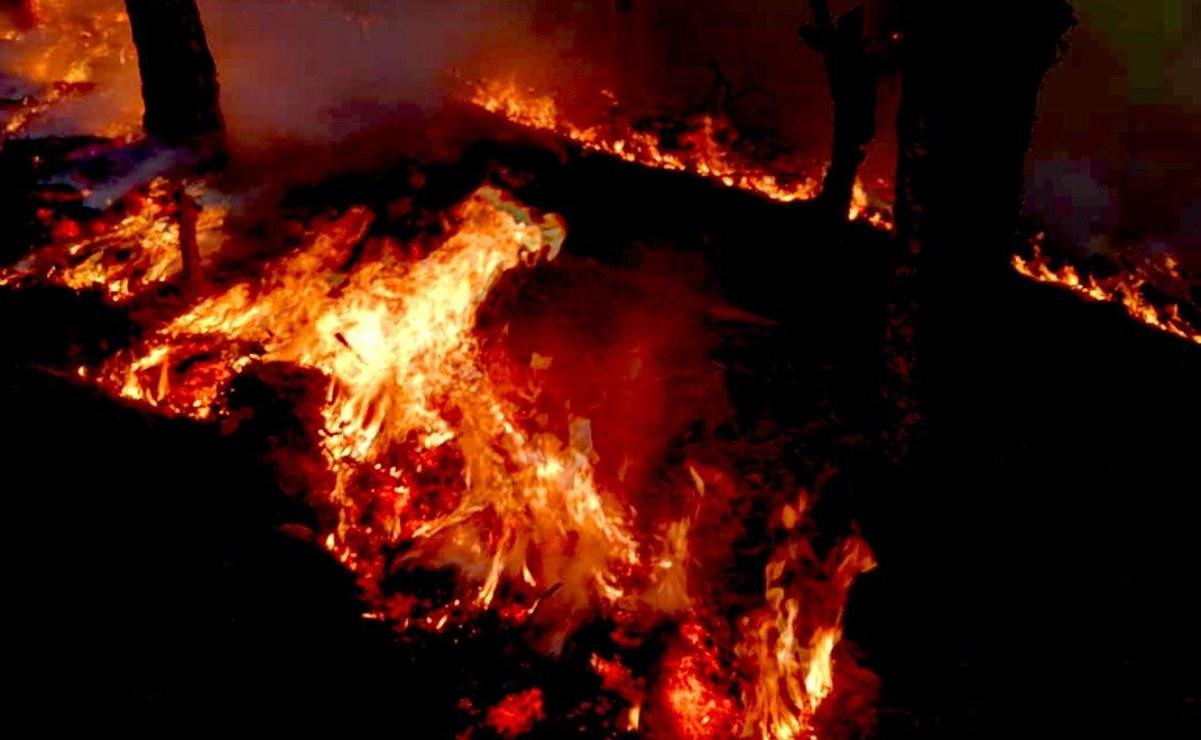 Declara Federación en emergencia a 13 municipios de Oaxaca a causa de incendios forestales