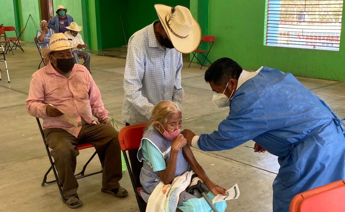 Anuncia llegada de vacuna CanSino contra Covid-19 al Istmo; es de una sola dosis y la única probada en Oaxaca