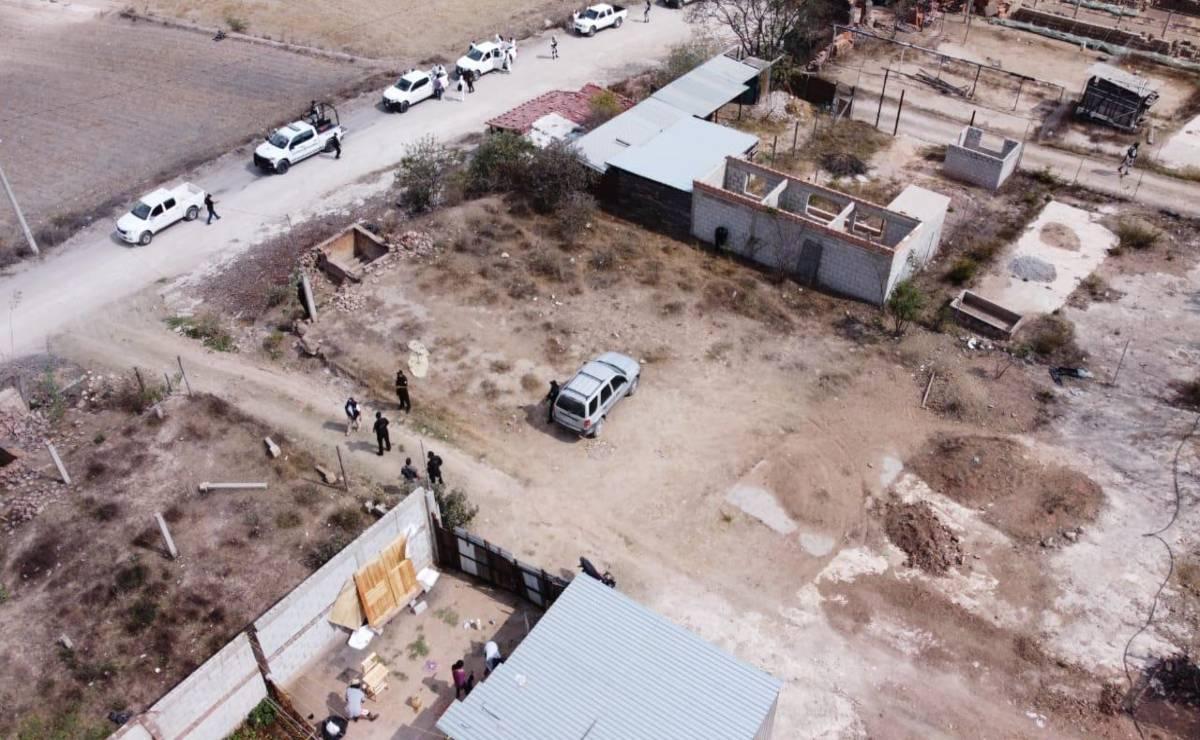"Fiscalía de Oaxaca catea hornos de ladrillo en Nochixtlán, por ""destrucción clandestina de cadáver"""
